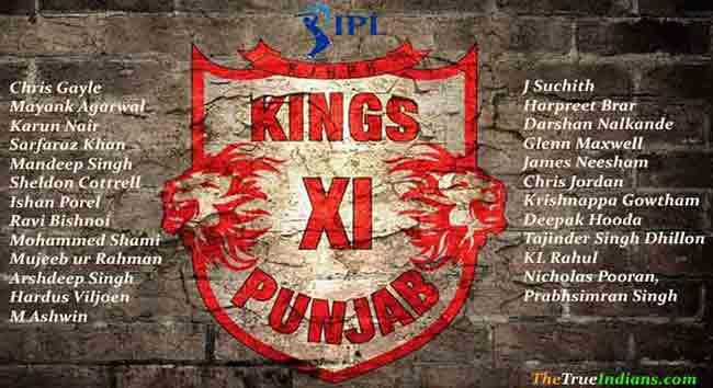 Kings-XI-Punjab-full-squad
