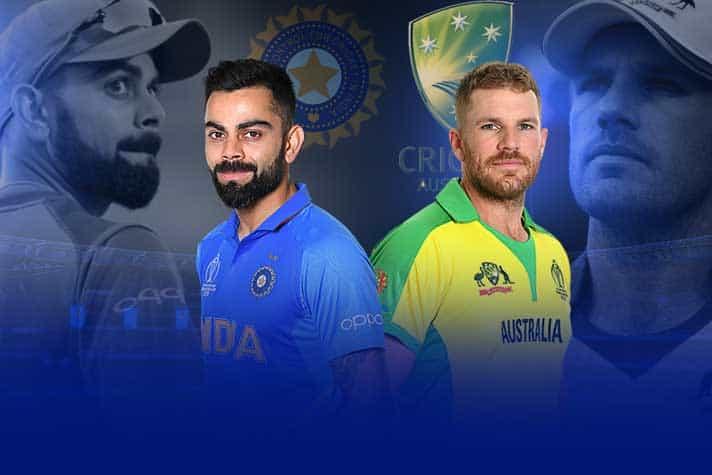 india tour australia