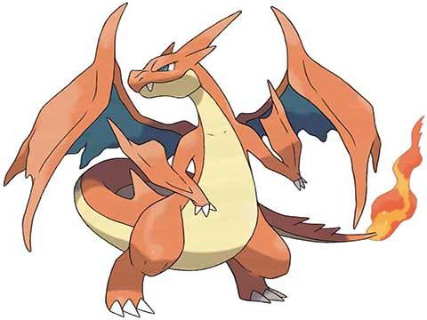 Charizard-pokemon