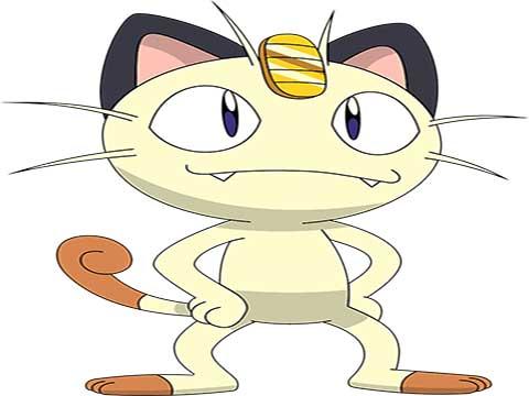 Meowth-pokemon