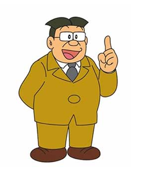 Doraemon-Teacher
