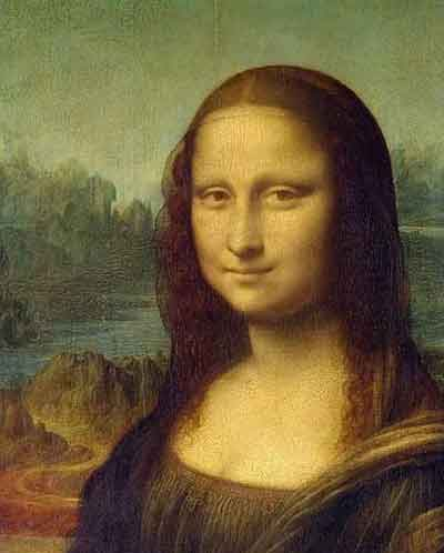 Monalisa-painting
